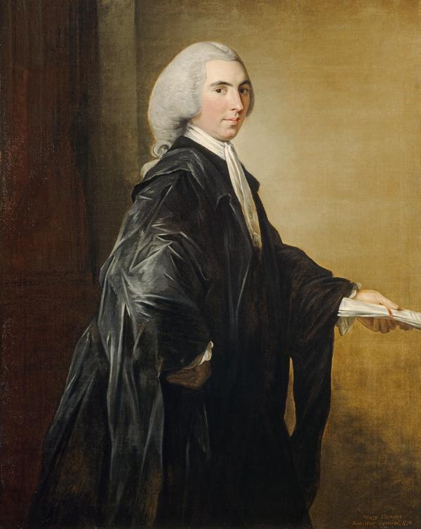 Henry Dundas, 1st Viscount Melville, 1742 - 1811. Statesman (1770)