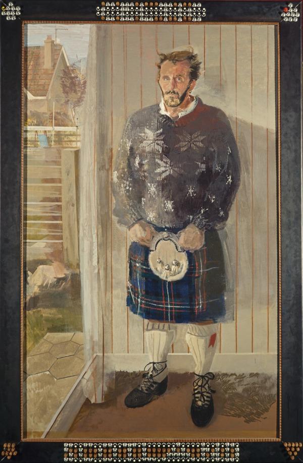 Daniel Fergusson McGrain, b. 1950. Footballer (1989)