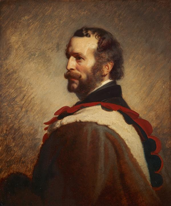 John Rae, 1813 - 1893. Arctic explorer (About 1853)