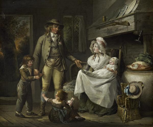 The Comforts of Industry (Before 1790)