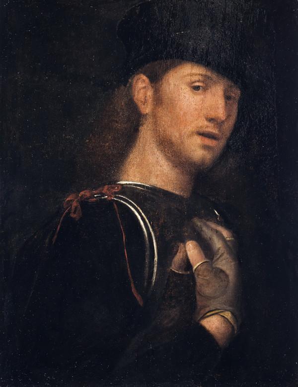 Portrait of An Archer (16th century)