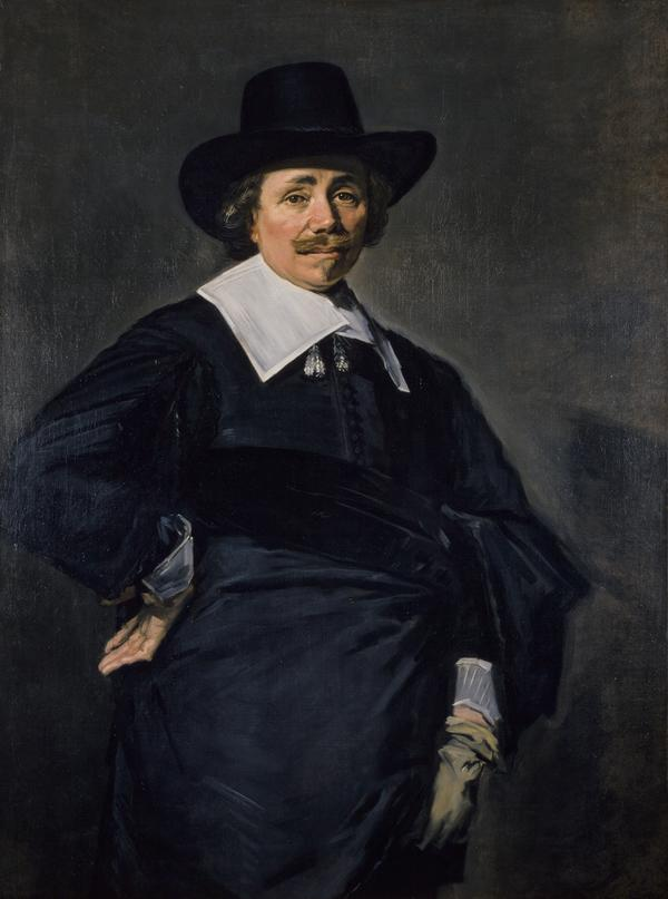 A Dutch Gentleman (About 1643 - 1645)