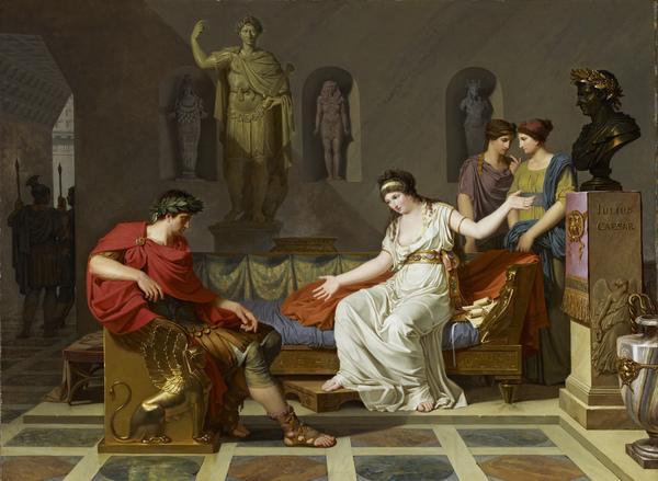 Cleopatra and Octavian (1787 - 1788)