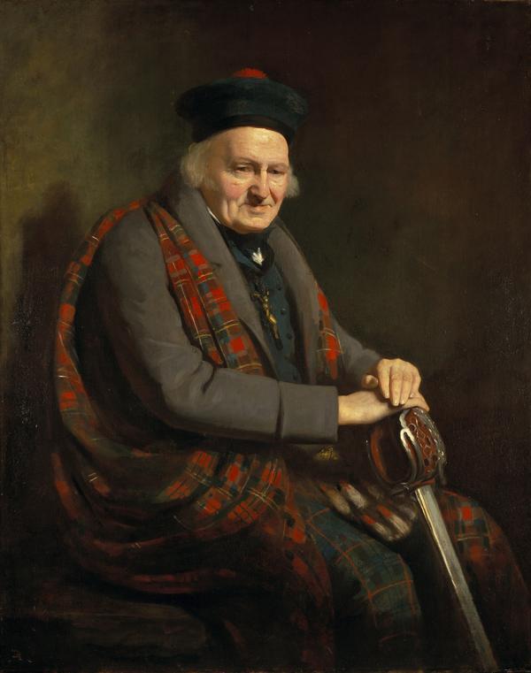Patrick Grant [Pàdraig Grannd an Dubh-bhruaich], 1713 / 1714 - 1824 (1822)