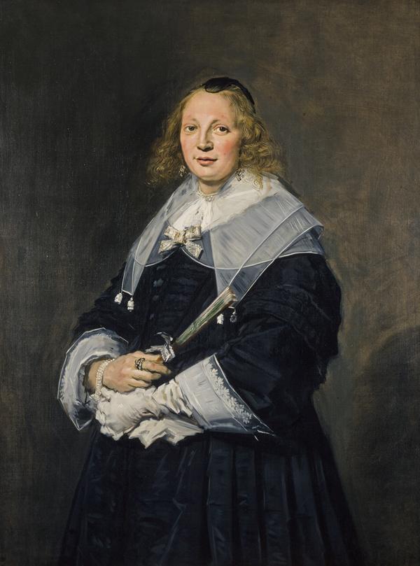 A Dutch Lady (About 1643 - 1645)