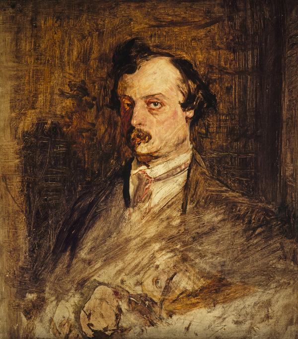 Sir William Quiller Orchardson, 1832 - 1910. Artist