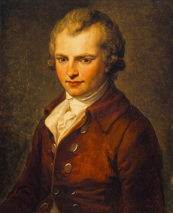 Sir James Hall of Dunglass, 1761 - 1832. Geologist (1785)
