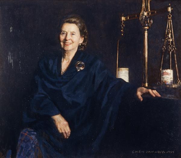 Ena Baxter, 1924 - 2015. Businesswoman