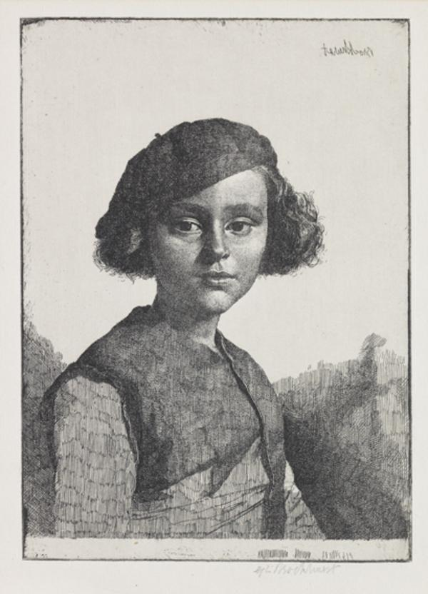 Fabian: The Ideal Head (1921)
