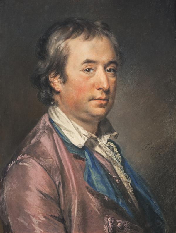 Sir William Chambers, 1722 - 1796. Architect (1764)