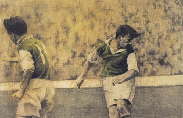 Lawrie Reilly, 1928 - 2013. Footballer (2003)