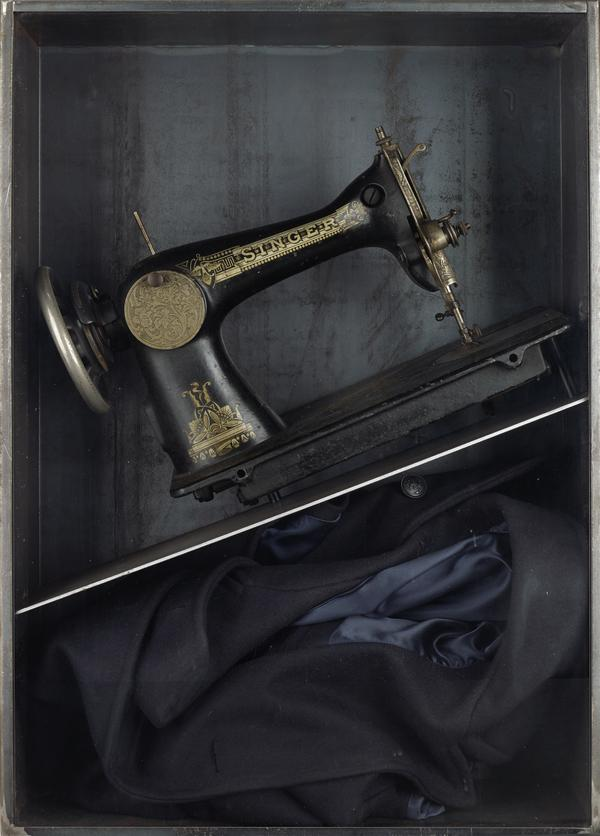 Untitled (Sewing Machine) (2004)