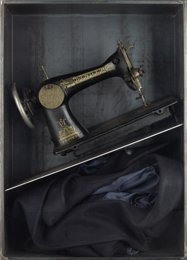 Untitled (Sewing Machine) (2004)