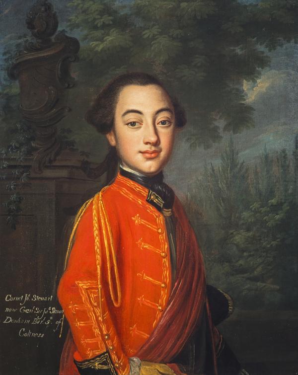 General Sir James Steuart Denham of Coltness, 1744-1839