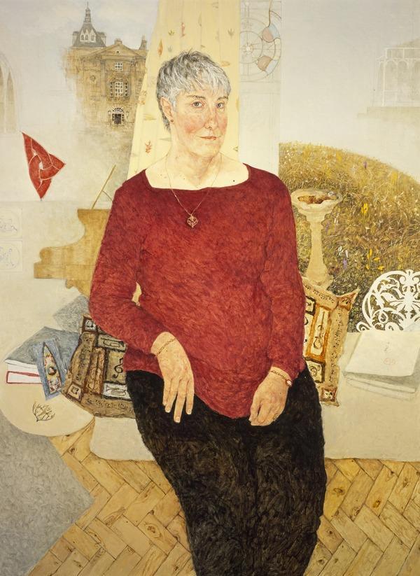 Alison Elliot, born 1948. Moderator Elect of the Church of Scotland (2004)