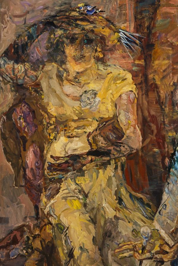 Brenda Mark (Philipson), 1922 - 1960: 'Going to the Garden Party' (1952)