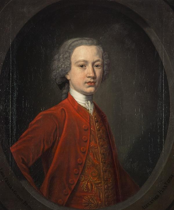 Lord Charles Gordon, 1721 - 1780 (1738)