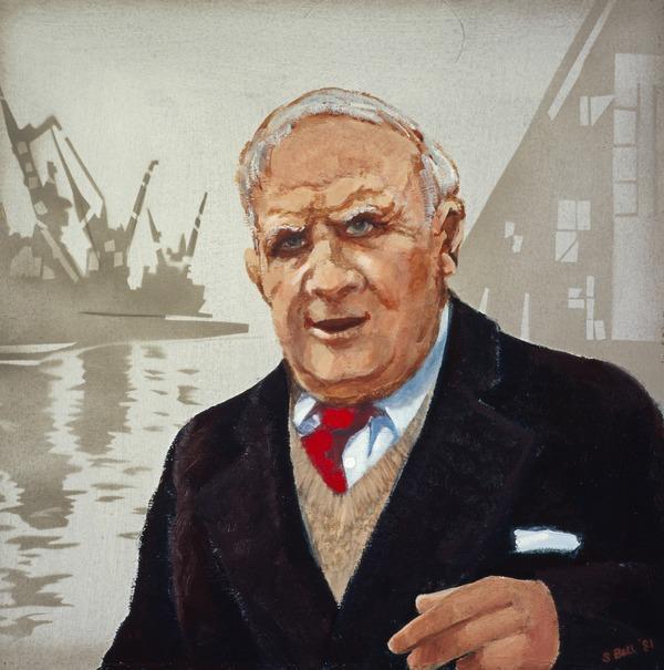 Harry McShane, 1891 - 1988. Socialist activist (1981)