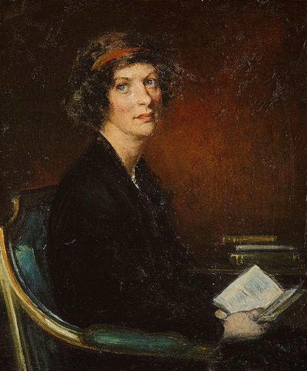Lady Margaret Sackville, 1881 - 1963. Poet (about 1920s)