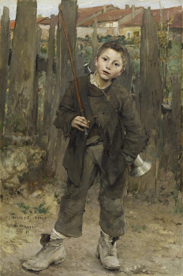 Pas Mèche (Nothing Doing) (1882)