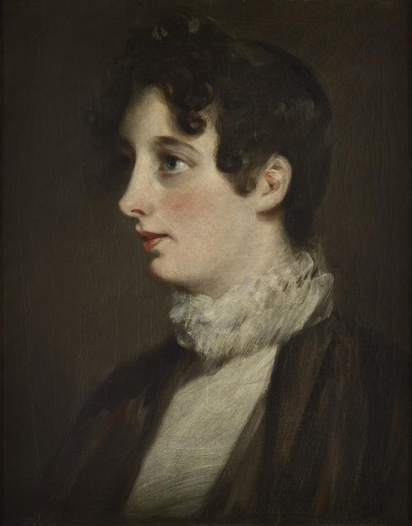 Laura Moubray, neé Hobson (born 1788) (1808)