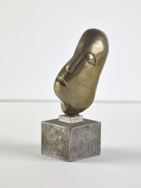 Asymmetrical Head (1926)