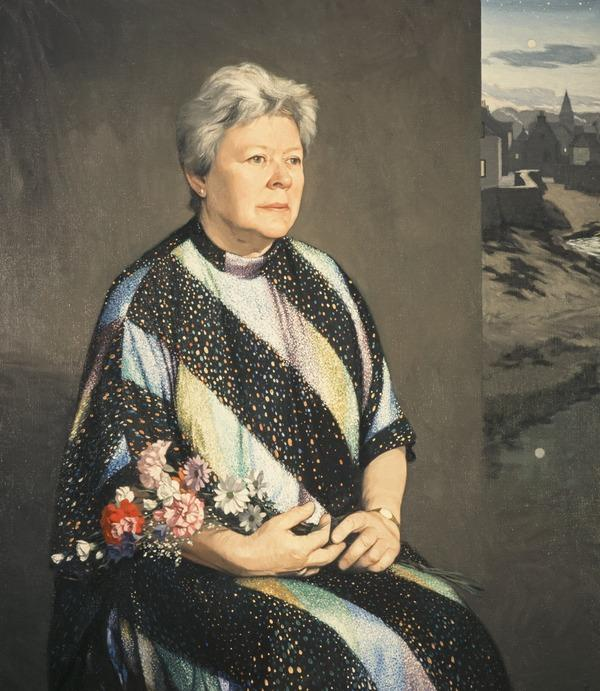 Jean Redpath, 1937 - 2014. Singer and lecturer (1997)
