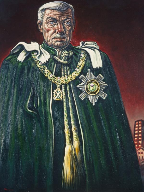 Norman Macfarlane, Lord Macfarlane of Bearsden, born 1926. Businessman (1999)