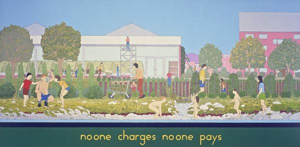 Wealth is Shared - No One Charges, No One Pays (2000)