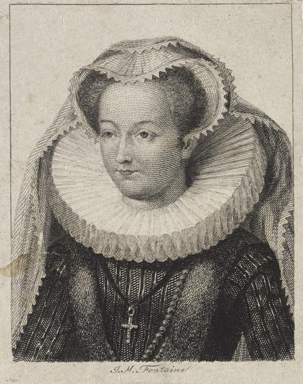 Mary, Queen of Scots, 1542 - 1587. Reigned 1542 - 1567 (Possibly 19th century)