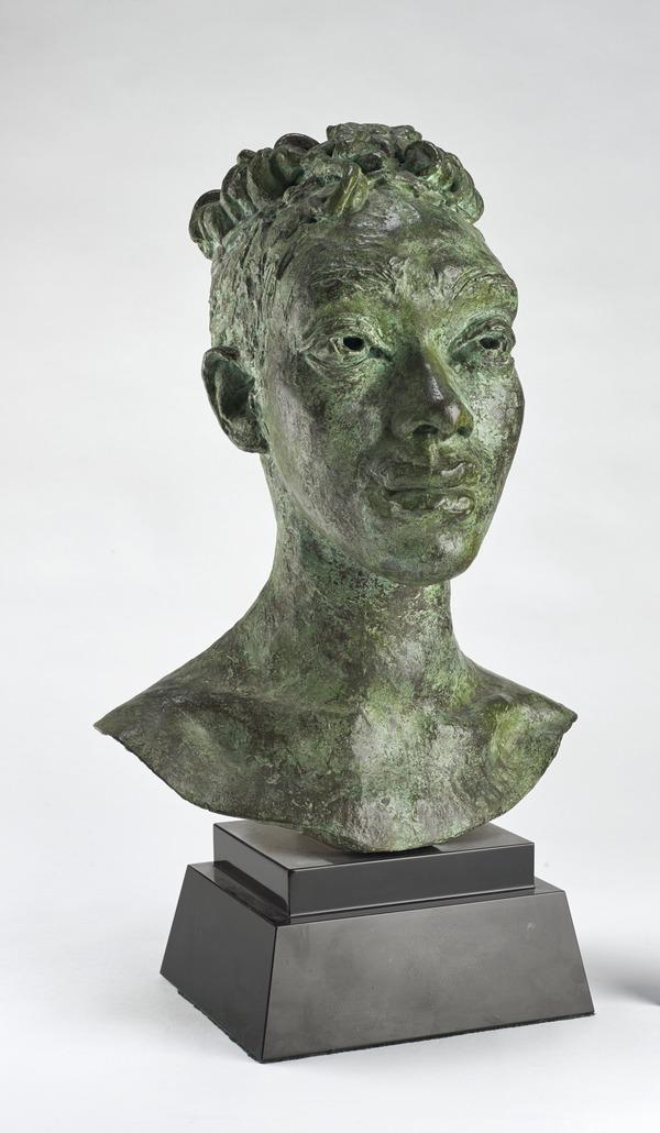 Head of Marie Tracey