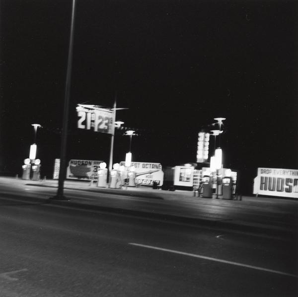 Hudson - Amarillo, Texas (from Five Views from the Panhandle Series) (1962 / 2007)