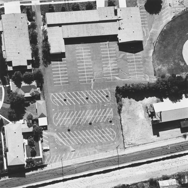 Unidentified Lot, Reseda (1967 / 1999)