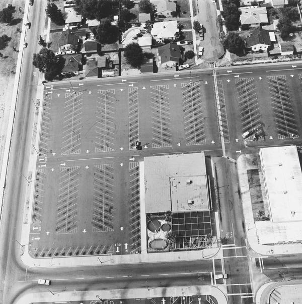 Sears, Roebuck & Co., Bellingham & Hamlin, North Hollywood (1967 / 1999)
