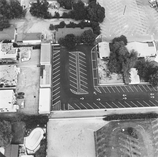 Church of Christ, 14655 Sherman Way, Van Nuys (1967 / 1999)