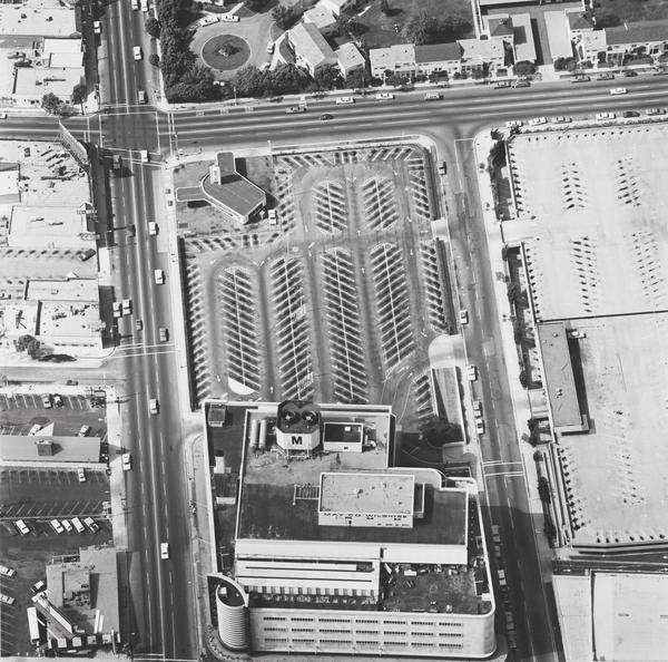May Company, 6067 Wilshire Blvd. (1967 / 1999)