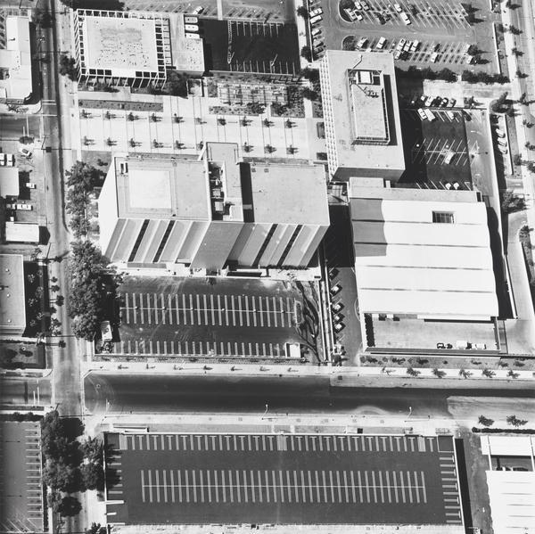 Federal, County & Police Building Lots; Van Nuys, California (1967 / 1999)