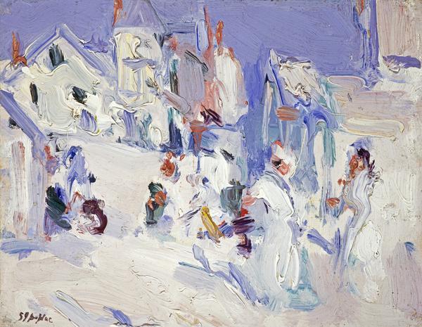 Étaples (About 1906)