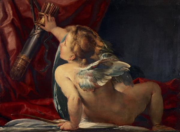 Cupid (About 1615 - 1620)
