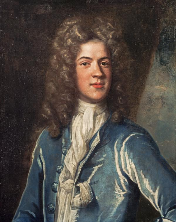 James Douglas, 2nd Duke of Queensberry, 1662 - 1711. Statesman (About 1685)