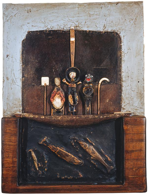Bard Macintyre's Box (1984)