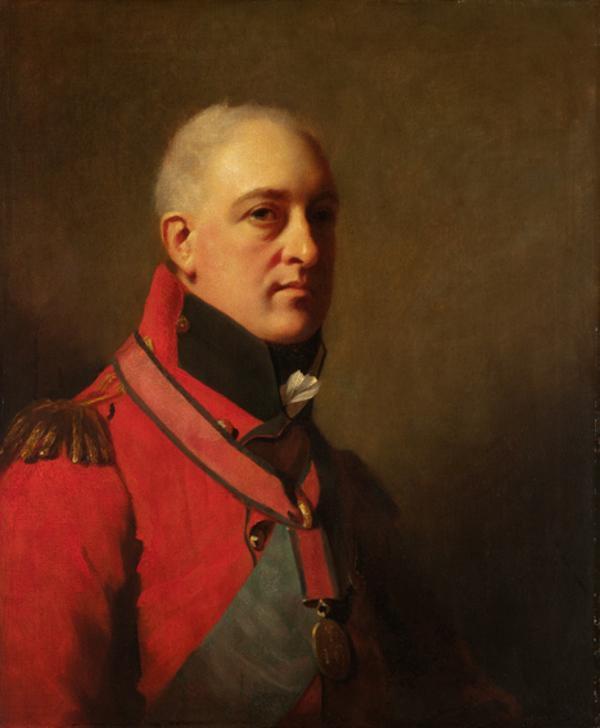 Lt. General Sir John Hope, 1765 - 1836. (About 1806)