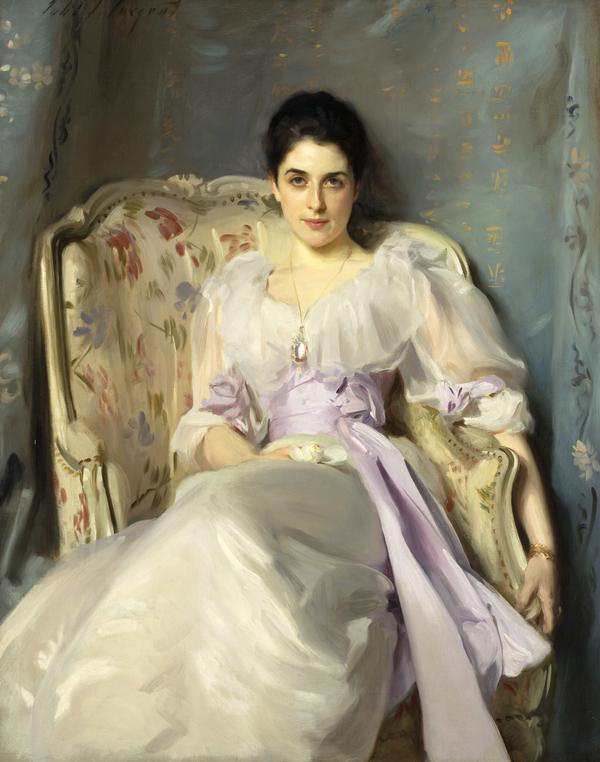 Lady Agnew of Lochnaw (1864 - 1932) (1892)