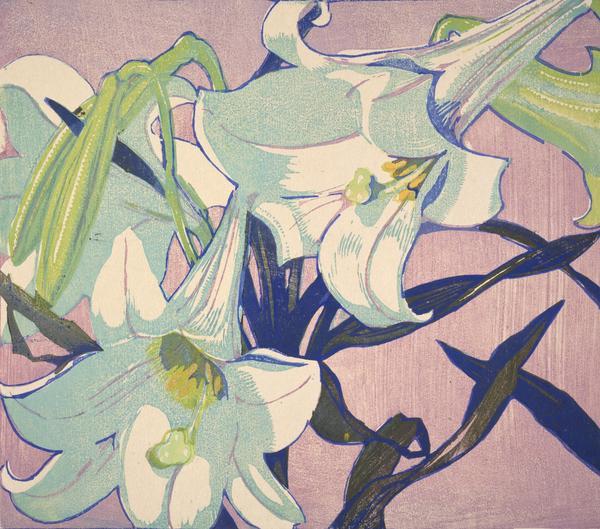 White Lilies (exh. 1937)