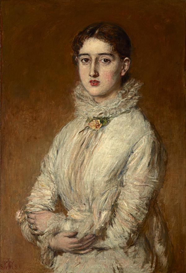 Mrs William Lawrie (Dated 1881)