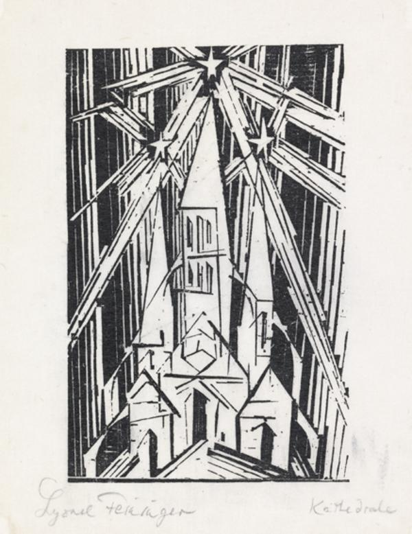 Die Kathedrale [The Cathedral] (1922)
