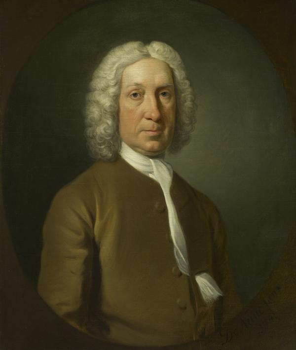 Thomas Ruddiman, 1674 - 1757. Philologist and publisher (1749)