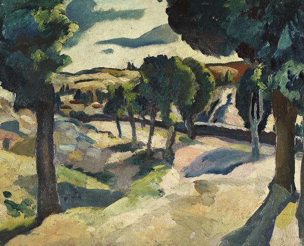 Landscape, Spain (About 1927)