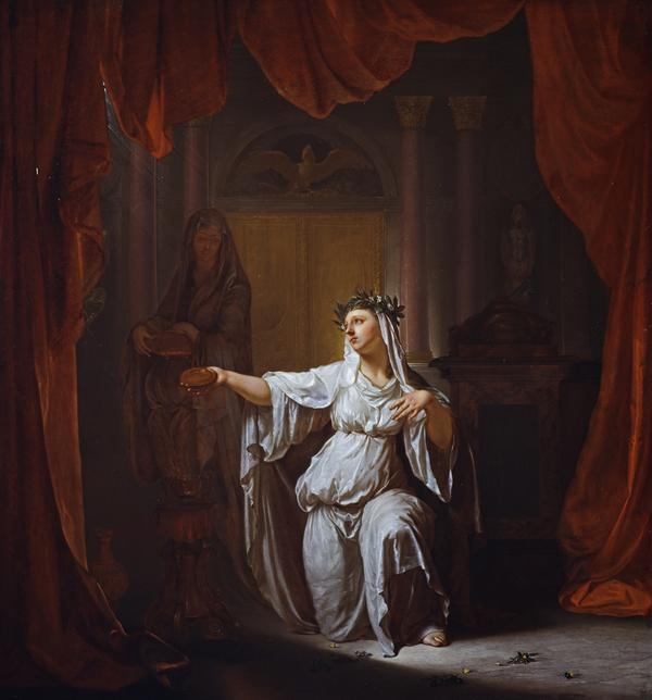 Two Vestal Virgins (About 1693 - 1746)