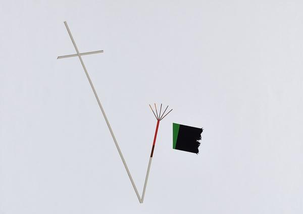 Untitled Figure 4 (2001)